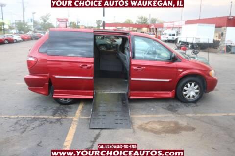 2004 Dodge Grand Caravan for sale at Your Choice Autos - Waukegan in Waukegan IL