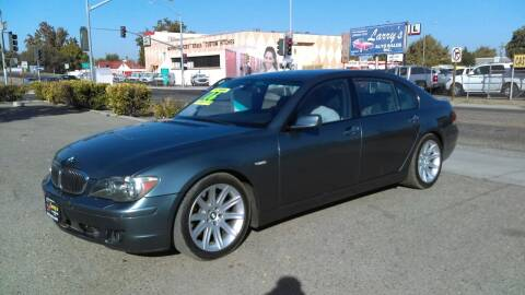 2006 BMW 7 Series for sale at Larry's Auto Sales Inc. in Fresno CA