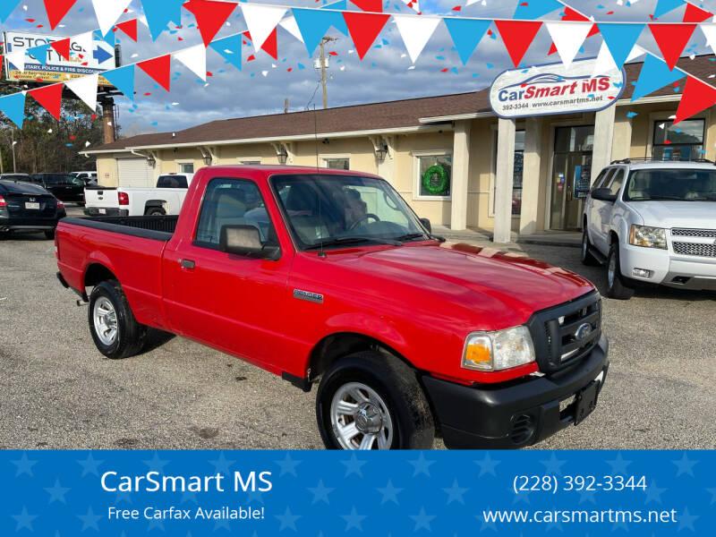 2011 Ford Ranger for sale at CarSmart MS in Diberville MS