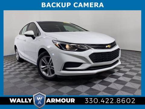 2017 Chevrolet Cruze for sale at Wally Armour Chrysler Dodge Jeep Ram in Alliance OH