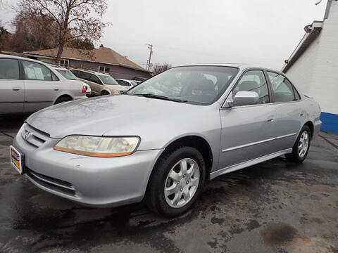 2002 Honda Accord for sale at Tommy's 9th Street Auto Sales in Walla Walla WA