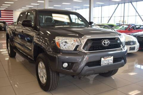 2012 Toyota Tacoma for sale at Legend Auto in Sacramento CA