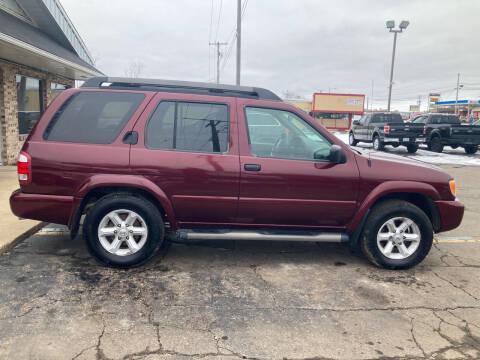 2003 Nissan Pathfinder for sale at Imlay City Auto Sales LLC. in Imlay City MI
