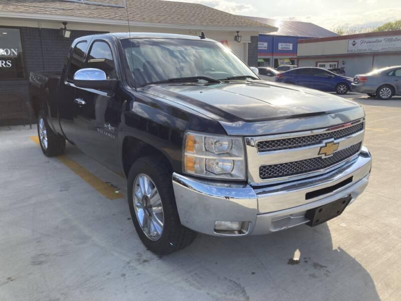 2013 Chevrolet Silverado 1500 for sale at Princeton Motors in Princeton TX