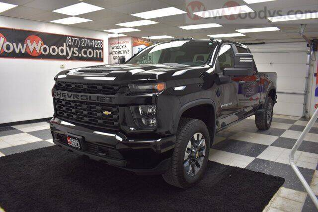 2021 Chevrolet Silverado 2500HD for sale at WOODY'S AUTOMOTIVE GROUP in Chillicothe MO