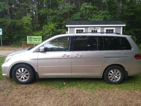 2008 Honda Odyssey for sale at Route 150 Auto LLC in Lincolnton NC