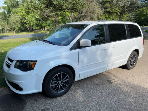 2017 Dodge Grand Caravan for sale at Gilly's Auto Sales in Rochester MN