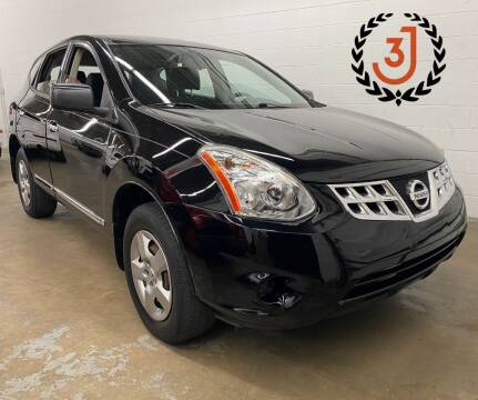 2013 Nissan Rogue for sale at 3 J Auto Sales Inc in Arlington Heights IL