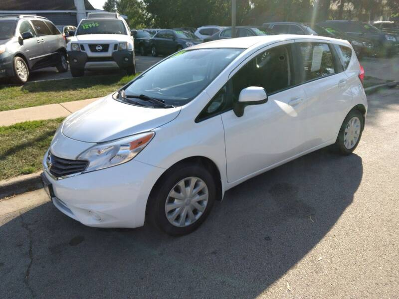 2014 Nissan Versa Note for sale at CPM Motors Inc in Elgin IL