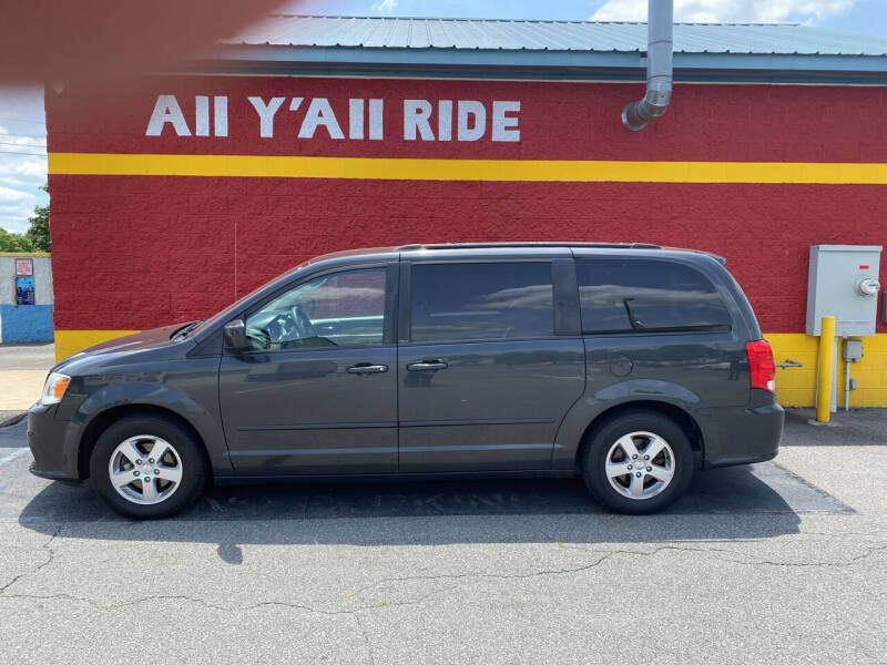 2012 Dodge Grand Caravan for sale at Big Daddy's Auto in Winston-Salem NC