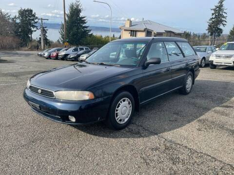 1996 Subaru Legacy for sale at KARMA AUTO SALES in Federal Way WA