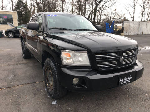 2008 Dodge Dakota for sale at PARK AVENUE AUTOS in Collingswood NJ