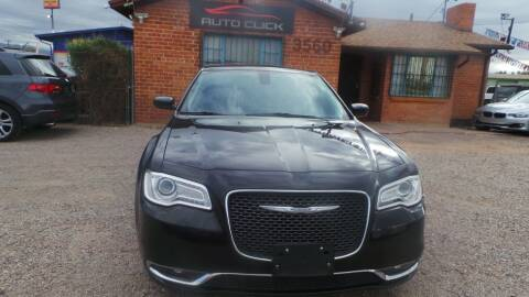 2016 Chrysler 300 for sale at Auto Click in Tucson AZ