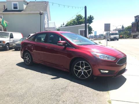 2016 Ford Focus for sale at Real Auto Shop Inc. in Somerville MA