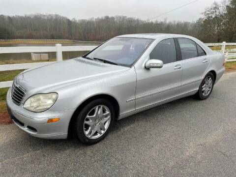 2006 Mercedes-Benz S-Class for sale at Cross Automotive in Carrollton GA