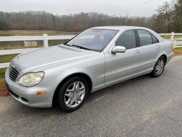 2006 Mercedes-Benz S-Class for sale at Cross Automotive in Carrollton GA