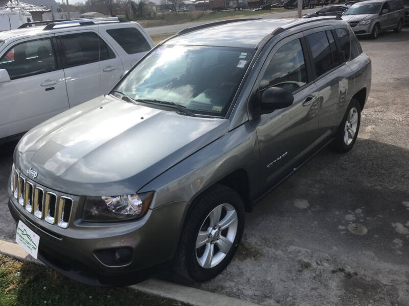 2014 Jeep Compass 4x4 Sport 4dr SUV - Fort Scott KS
