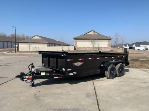 2021 H&H DBW-16 Dump Box #8709
