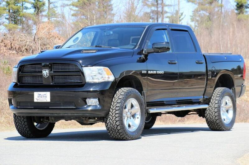 2012 RAM Ram Pickup 1500 for sale at Miers Motorsports in Hampstead NH