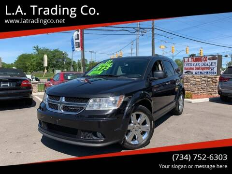 2011 Dodge Journey for sale at L.A. Trading Co. Woodhaven in Woodhaven MI