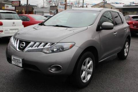 2010 Nissan Murano for sale at Grasso's Auto Sales in Providence RI