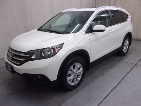 2014 Honda CR-V for sale at Paquet Auto Sales in Madison OH