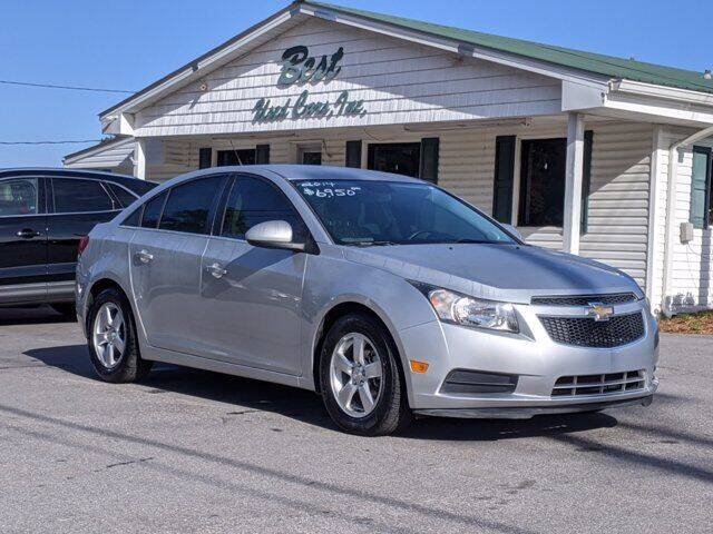 2014 Chevrolet Cruze for sale at Best Used Cars Inc in Mount Olive NC