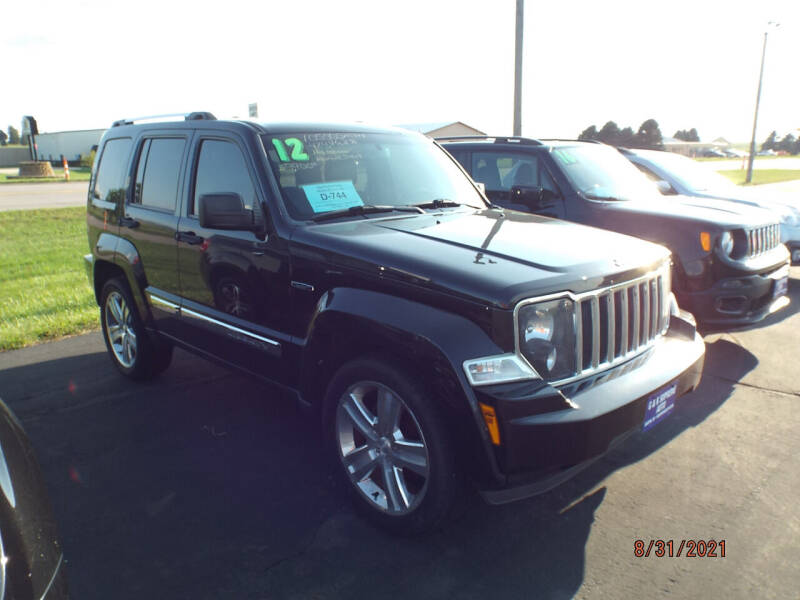 2012 Jeep Liberty for sale at G & K Supreme in Canton SD
