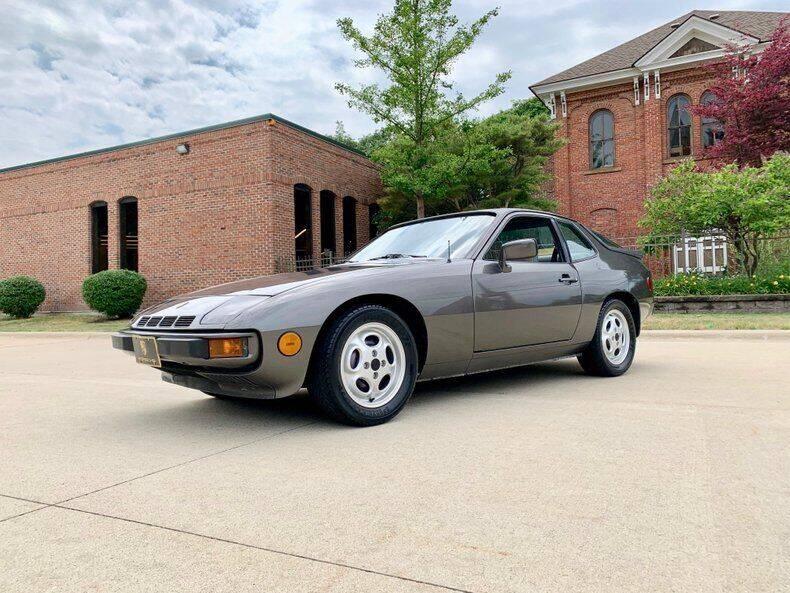 1978 Porsche 924 for sale in Fraser, MI
