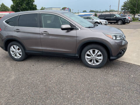 2013 Honda CR-V for sale at TOWER AUTO MART in Minneapolis MN