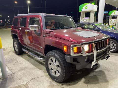 2007 HUMMER H3 for sale at Trocci's Auto Sales in West Pittsburg PA