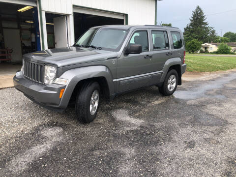 2012 Jeep Liberty for sale at Purpose Driven Motors in Sidney OH