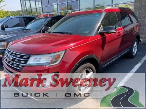 2016 Ford Explorer for sale at Mark Sweeney Buick GMC in Cincinnati OH