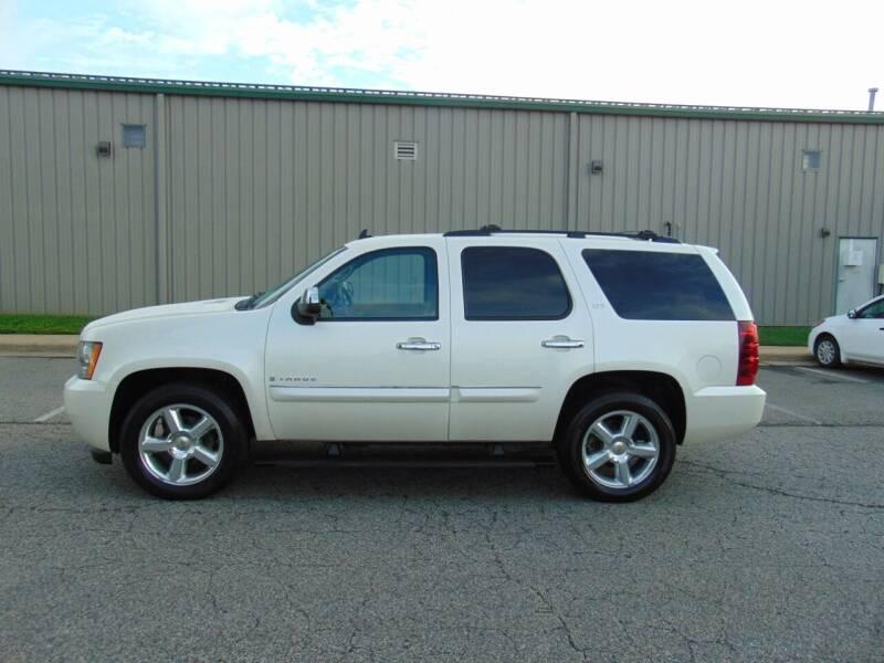 2008 Chevrolet Tahoe for sale at CR Garland Auto Sales in Fredericksburg VA