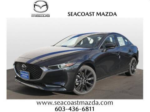 2021 Mazda Mazda3 Sedan for sale at The Yes Guys in Portsmouth NH