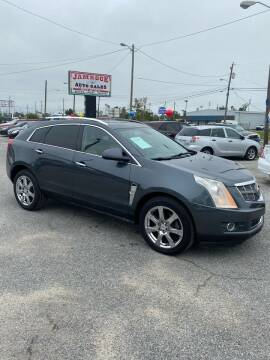 2010 Cadillac SRX for sale at Jamrock Auto Sales of Panama City in Panama City FL