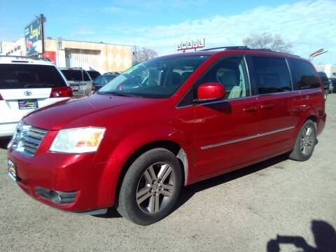 2010 Dodge Grand Caravan for sale at Larry's Auto Sales Inc. in Fresno CA