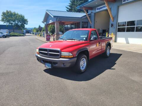 2002 Dodge Dakota for sale at Brookwood Auto Group in Forest Grove OR