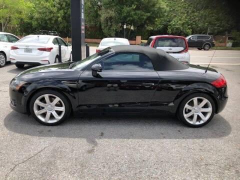2008 Audi TT for sale at DeWitt Motor Sales in Sarasota FL