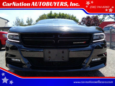 2015 Dodge Charger for sale at CarNation AUTOBUYERS, Inc. in Rockville Centre NY