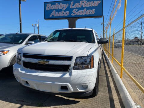 2007 Chevrolet Tahoe for sale at Bobby Lafleur Auto Sales in Lake Charles LA