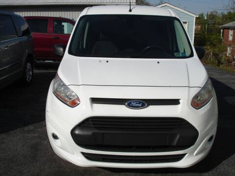 2016 Ford Transit Connect for sale at Pete's Bridge Street Motors in New Cumberland PA