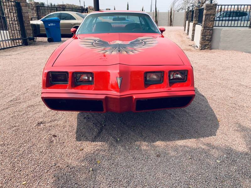 1979 Pontiac Firebird Trans Am for sale at AZ Classic Rides in Scottsdale AZ