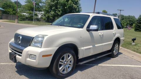 2007 Mercury Mountaineer for sale at Nationwide Auto in Merriam KS