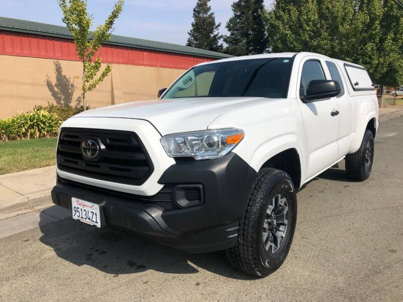 2019 Toyota Tacoma for sale at Moun Auto Sales in Rio Linda CA