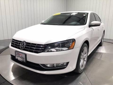 2013 Volkswagen Passat for sale at HILAND TOYOTA in Moline IL