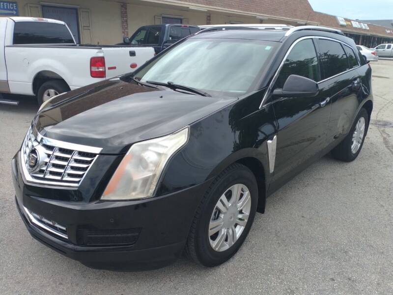 2013 Cadillac SRX for sale at LAND & SEA BROKERS INC in Pompano Beach FL