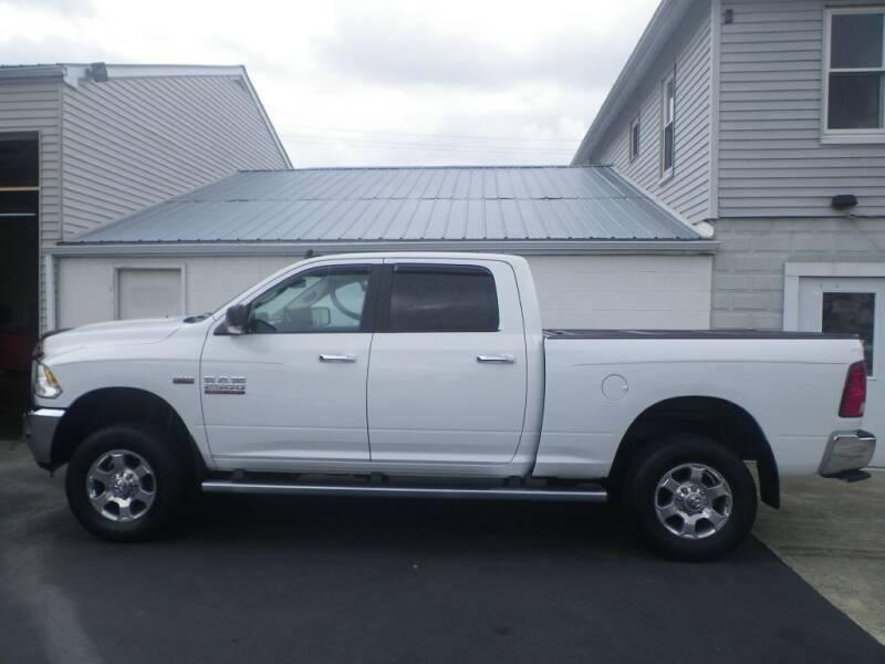 2017 RAM Ram Pickup 2500 for sale at VICTORY AUTO in Lewistown PA