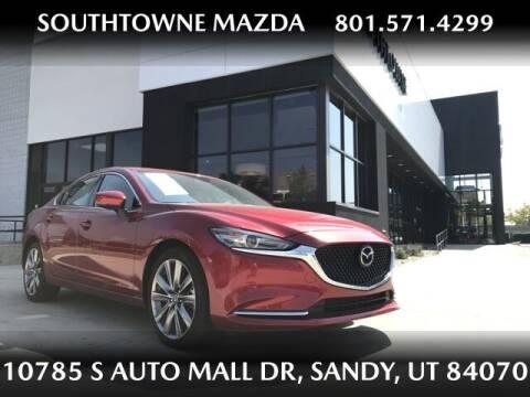 2020 Mazda MAZDA6 for sale at Southtowne Mazda of Sandy in Sandy UT