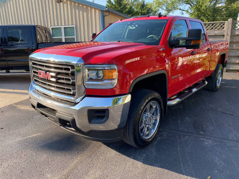 2016 GMC Sierra 2500HD for sale at Classics and More LLC in Roseville OH